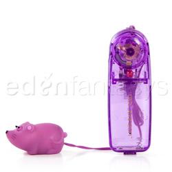 Massager - Mini mini mouse (Purple)