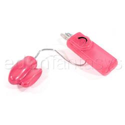 Bullet Vibrator - Lady finger (Pearl pink)