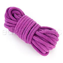 Bondage rope - Japanese bondage rope (Purple)