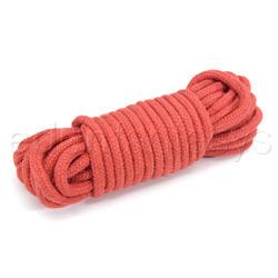 Bondage rope - Japanese bondage rope (Red)