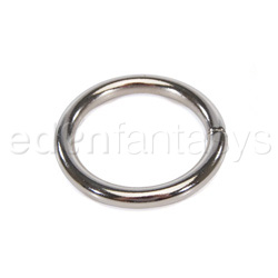 Multipurpose Ring - Plated chrome ring (1 1/4