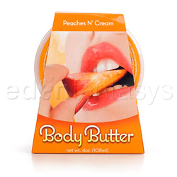 Body butter - Body butter (Peach)