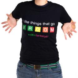 Gags - EdenFantasys t-shirt (S)