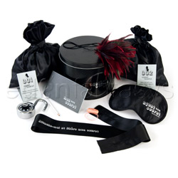 Sensual Kit - Collection deluxe: agent secret