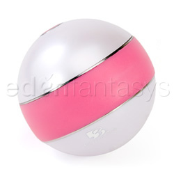Personal massager - Tuyo (Pink / Pearl white)