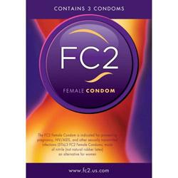 Female condom - FC2 female condom