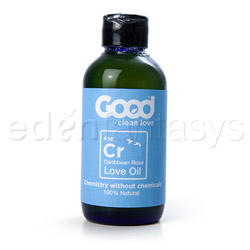 Sex oil - Good clean love (Caribbean Rose)