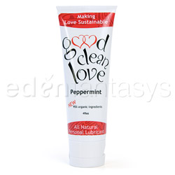 Lubricant - Good clean love (Peppermint)