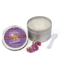Candle - Suntouched candle (lavender)