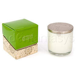 Candle - Illume The 23 collection (Cucumber)