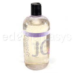 Sensual bath - Bath therapy (Lavender)