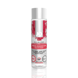 Sex oil - JO glide massage oil (Warm embrace)