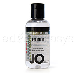 Lubricant - System JO personal anal lubricant (4.5 fl.oz.)