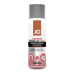 Lubricant - System JO personal warming anal lubricant (2.5 fl.oz.)