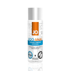 Lubricant - System JO H2O anal lubricant (2.5 fl.oz.)