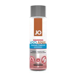 Lubricant - System JO H2O warming anal lubricant (4.5 fl.oz.)
