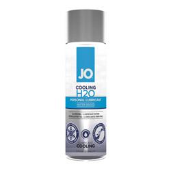 Lubricant - JO H2O cool lubricant (2.5 fl.oz.)