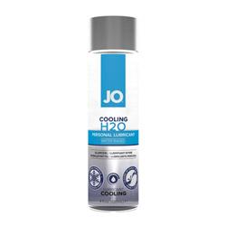 Lubricant - JO H2O cool lubricant (4.5 fl.oz.)