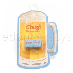 Gags - Chug dice set
