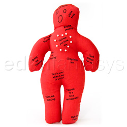 Gags - Bad Boyfriend Voodoo Doll Picture