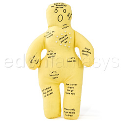 Gags - Bad Girlfriend Voodoo Doll Picture