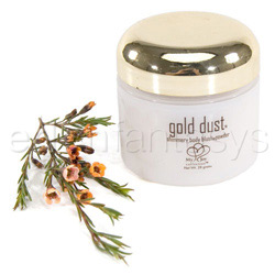 Body powder - Gold dust