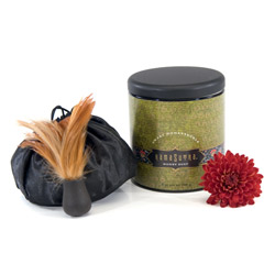 Body powder - Honey dust (sweet honeysuckle)