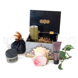 Bedside lover's tool kit - Sensual kit - EdenFantasys :  oils lotion sensual sensual kit