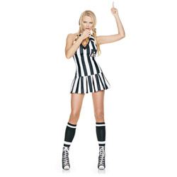 Costume - Sexy referee costume (ML)