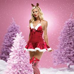 Costume - Reindeer Games dress (ML)