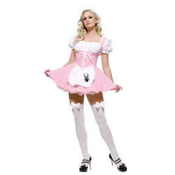 Costume - Sexy little miss muffet (S)