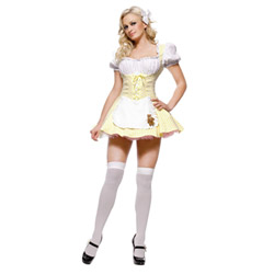 Costume - Sexy goldilocks costume (M)