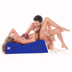 Position Pillows - Liberator wedge ramp combo (Blue)