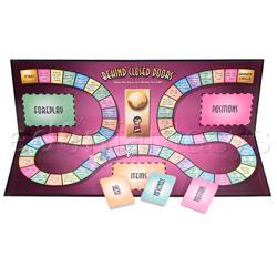 Sex Game - Behind closed doors