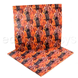 Gags - Fireman gift wrap