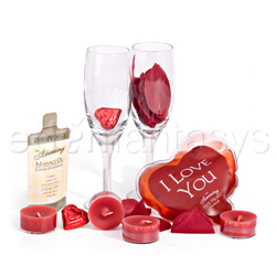 Sensual Kit - Romantic gift set