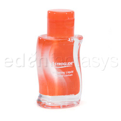 Lubricant - Astroglide warming liquid (2.5 fl.oz.)