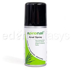 Lubricant - Apronal anal spray