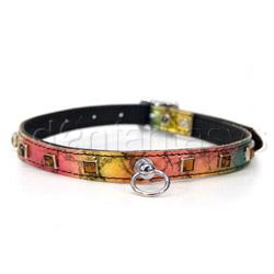 Bdsm collar - Ruff doggie styles dream-her collar