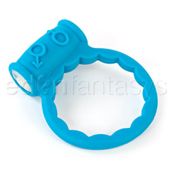 Penis ring - Pure silicone vibration ring