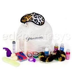 Sensual bath, Sensual Kit - Honeymoon carry-on bag