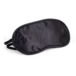 Blindfold - Love mask (Black)