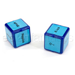 Sex Game - Oral sex dice for him