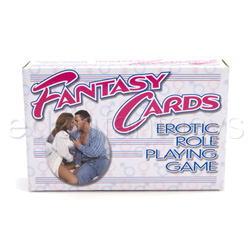 Sex Game - Fantasy card game