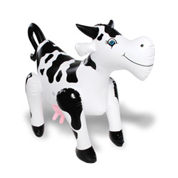Animal sex doll - Elsie blow up cow
