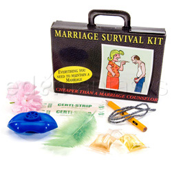 Gags - Marriage Survival Kit Picture