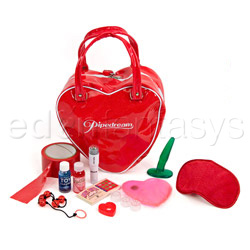 Sensual bath, Sensual Kit - Bag of love