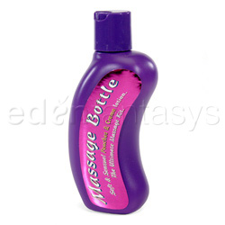 Sex lotion - Massage bottle (Peaches-cream)