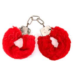 Handcuffs - Captivity cuffs (Red)