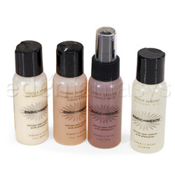 Sensual bath - Aromatherapy bath (Vanilla)